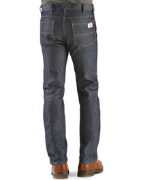 Round House Slim Fit Five Pocket Jeans, , hi-res