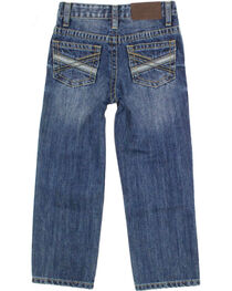 Cody James Boys' Medium Wash Straight Leg Jeans , , hi-res