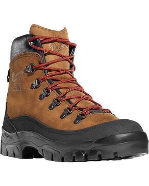 Danner Men's Crater Rim Hiking Boots, Brown, hi-res