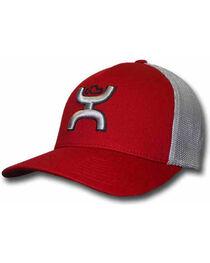 Hooey Men's Red Coach Hat, , hi-res