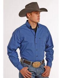 Tuf Cooper Performance Men's Printed Long Sleeve Shirt, , hi-res
