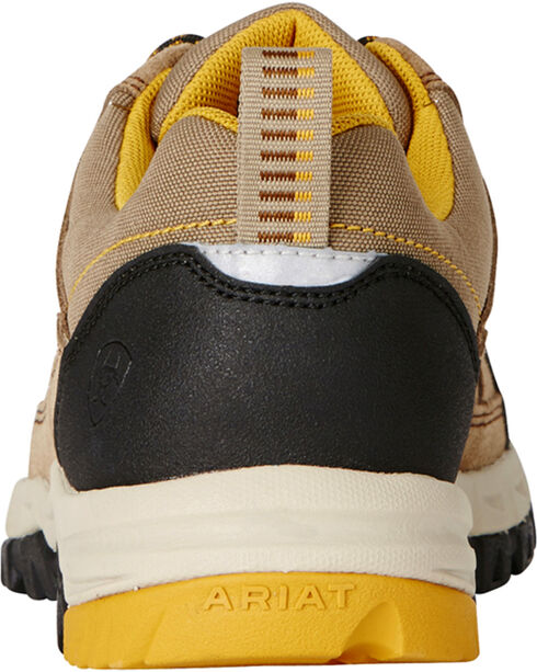 Ariat Men's Skyline Lace-Up Hiking Shoes, Tan, hi-res