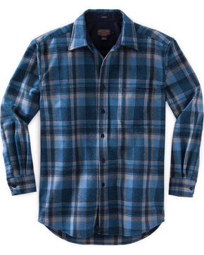 Pendleton Men's Indigo Ombre Lodge Shirt , Indigo, hi-res