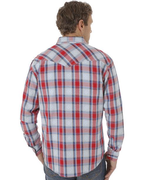 Wrangler Men's Multi Retro® Long Sleeve Shirt, Multi, hi-res