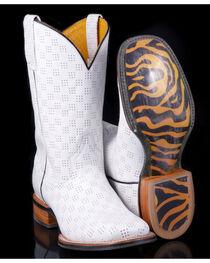 Tin Haul Men's A Million Little Holes Western Boots, , hi-res