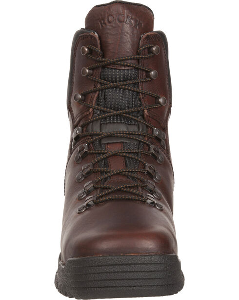 Rocky Men's Mobilite Work Boots, Copper, hi-res