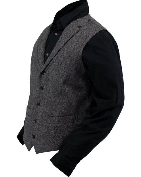 Outback Trading Co. Men's Black Jessie Vest , Black, hi-res