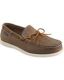 Eastland Men's Grey Yarmouth Camp Moc Slip On, , hi-res