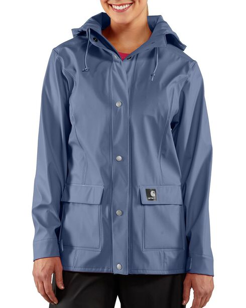 Carhartt Waterproof Blue Medford Jacket, Blue, hi-res
