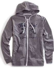 Tin Haul Men's Lightning Bolt Zip-Up Hoodie, , hi-res