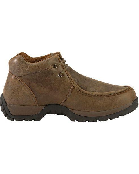 Roper Men's Chukka Casual Boots, Brown, hi-res