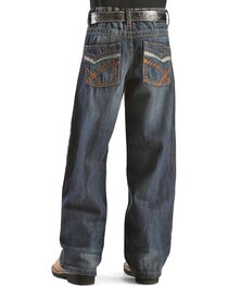 Wrangler 20X Boy's Extreme Relaxed Jeans, , hi-res