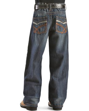 Wrangler 20X Boy's Extreme Relaxed Jeans, Denim, hi-res