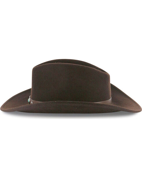 Cody James® Men's Santa Ana Wool Hat, Brown, hi-res