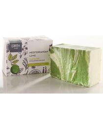 Gift Craft Mediterranean Lime Salt All Natural Soap, , hi-res