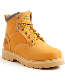 Dickies Men's Wheat Ranger Work Boots - Plain Toe, , hi-res
