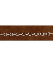Kelly Herd Women's Sterling Silver English Stirrup Bracelet, , hi-res