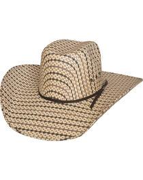 Bullhide Men's Bronc Ballet 50X Straw Cowboy Hat, , hi-res