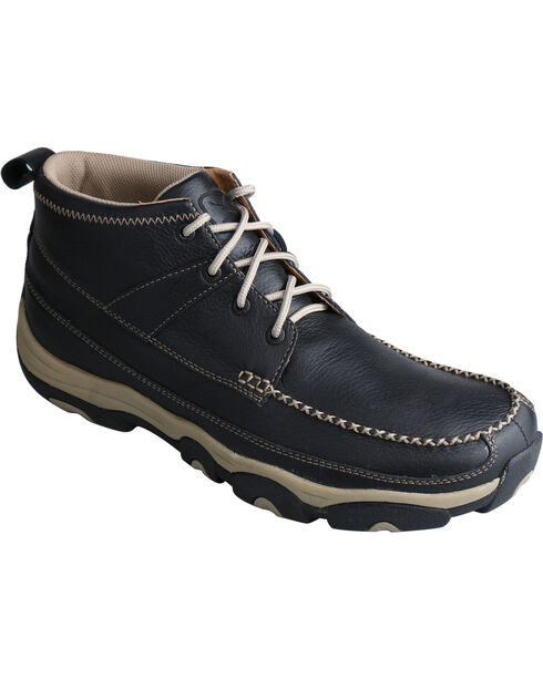 Twisted X Men's Softy Black Hiker Boots , , hi-res