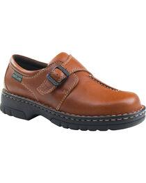 Eastland Women's Tan Syracuse Slip-On Shoes , , hi-res