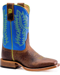 Anderson Bean Boys' Monday Blues Boots - Square Toe , , hi-res