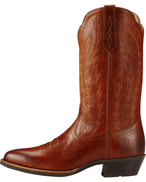 Ariat Cedar Drifter Cowboy Boots - Round Toe , Cedar, hi-res