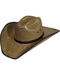 Bailey Keel Straw Cowboy Hat, , hi-res