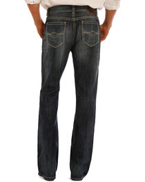 Rock & Roll Cowboy Men's Double Barrel Relaxed Fit Boot Cut Jeans, , hi-res