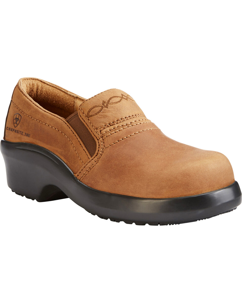 Ariat Expert Safety SD Composite Toe Clog (Women's)
