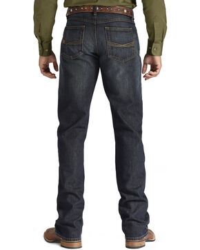 Ariat Denim Jeans - M5 Dusty Road Straight Leg, Dark Stone, hi-res