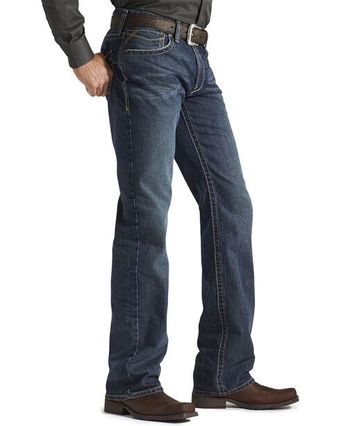 "Ariat Denim Jeans - M4 Deadrun Relaxed Fit - 38"" Inseam, , hi-res"