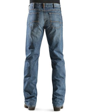Ariat Denim Jeans - Heritage Medium Stonewash Classic Fit, Med Stone, hi-res