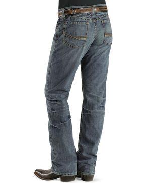 Ariat Men's M4 Fashion Boot Cut Jeans, Med Stone, hi-res