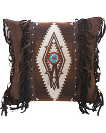 Carstens Pecos Trail Medallion Pillow, , hi-res