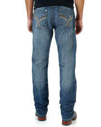 Rock 47 by Wrangler Men's Medium Straight Leg Jeans, , hi-res