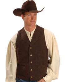 Scully Men's Range Wear Frontier Vest, , hi-res