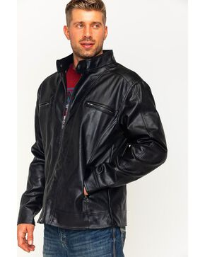 Moonshine Spirit Men's Roadster Jacket, Black, hi-res