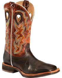 "Twisted X Men's Horseman 12"" Western Boots, , hi-res"