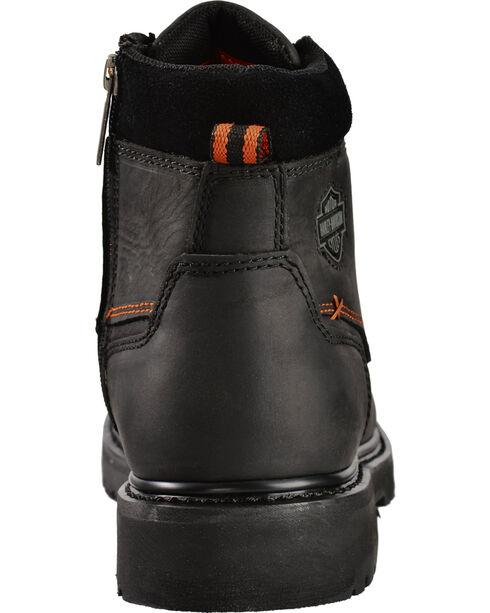Harley-Davidson Men's Steel Toe Jake Motorcycle Boots, Black, hi-res