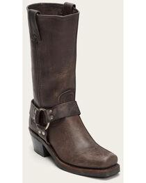 Frye Women's Ash Harness 12R Mid-Calf Boots - Square Toe , , hi-res