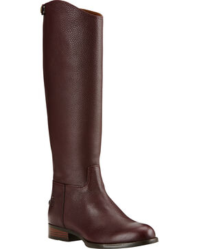 Ariat Women's Midtown Tall Boots, Purple, hi-res