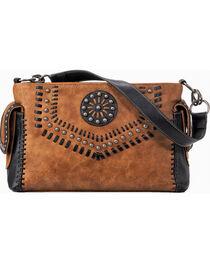 Blazin Roxx Women's Western Vanessa Conceal Carry Satchel Bag , , hi-res
