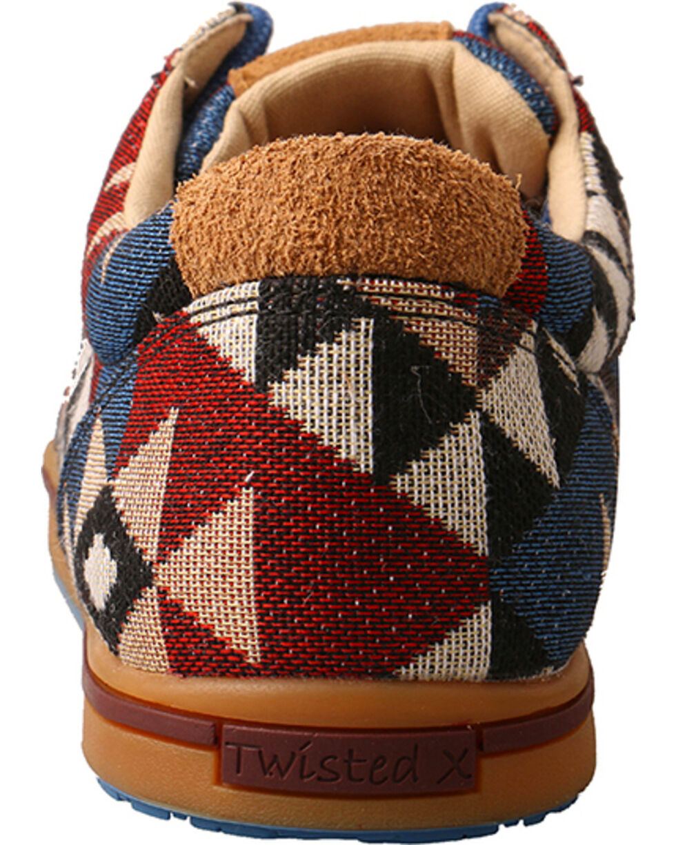 HOOey Lopers by Twisted X Women's Patterned Shoes, Multi, hi-res