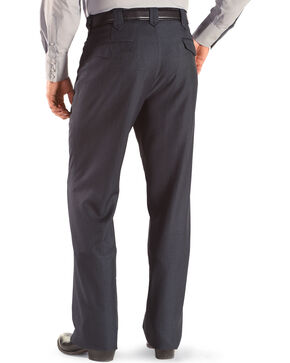 Circle S Men's Navy Ranch Dress Pants, Navy, hi-res