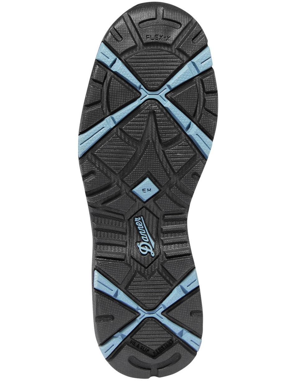 Danner Women's Gray Springfield Low Shoes - Composite Toe , Multi, hi-res