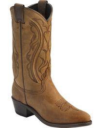 "Sage Boots by Abilene Women's 11"" Longhorn Western Boots, , hi-res"