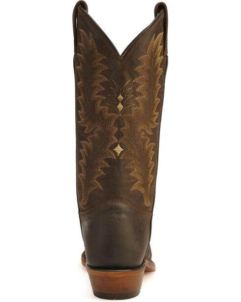 "Tony Lama Women's El Paso 12"" Western Boots, Chocolate, hi-res"