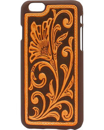 iPhone 6 Leather Scroll Case, , hi-res