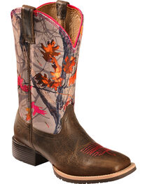 Ariat Women's Hybrid Rancher Performance Western Boots, , hi-res