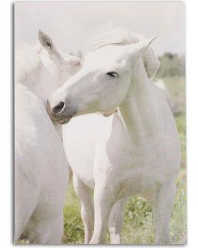 BB Ranch Horse Friends Wall Canvas, No Color, hi-res
